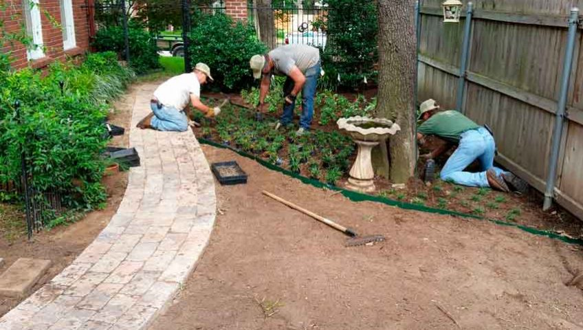 Ron Phillips Landscaping Services